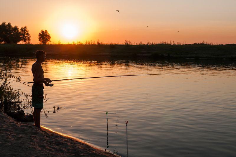 На рыбалкеphoto preview
