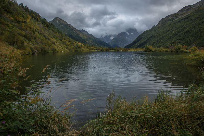Кчр, Теберда, Туманлы-Кёль Туманное озеро...photo preview