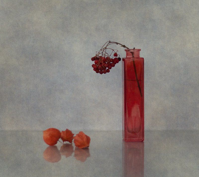Glass, Red, Rowan redphoto preview