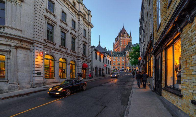 Вечерний Квебекphoto preview