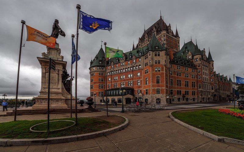 Квебек. Старый город.photo preview