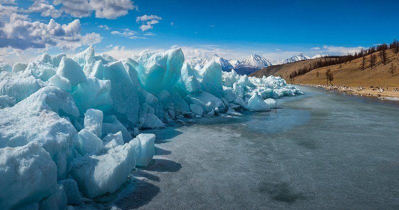 монголия, хубсугул, лед, мунку-сардык, озеро, Нашествиеphoto preview