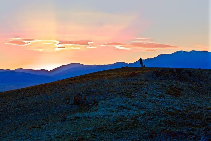 природа, рассвет, сорокин ю В р е м я . . .photo preview
