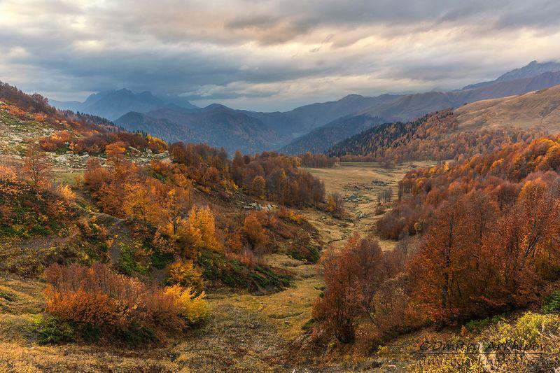 Золотая осень на Кавказеphoto preview