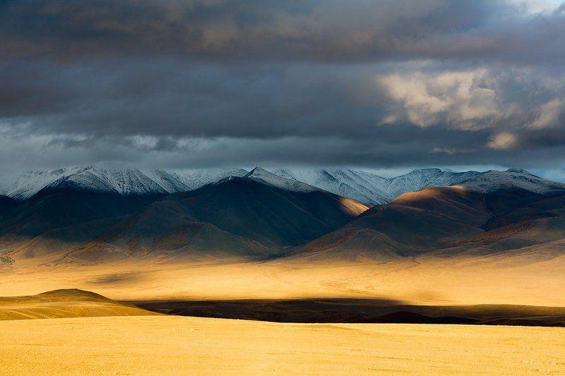 Закатное золото Алтая.photo preview