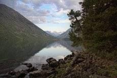 Прогулка вдоль озера