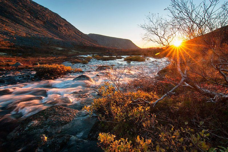 хибины Осенняя рекаphoto preview