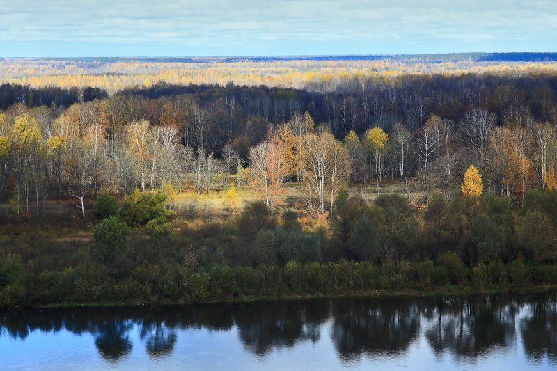 клязьма Осенний калейдоскопphoto preview