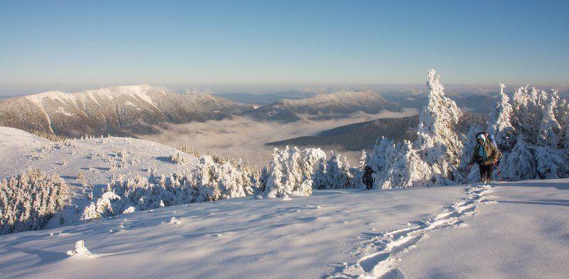 Октябрьский снег....photo preview