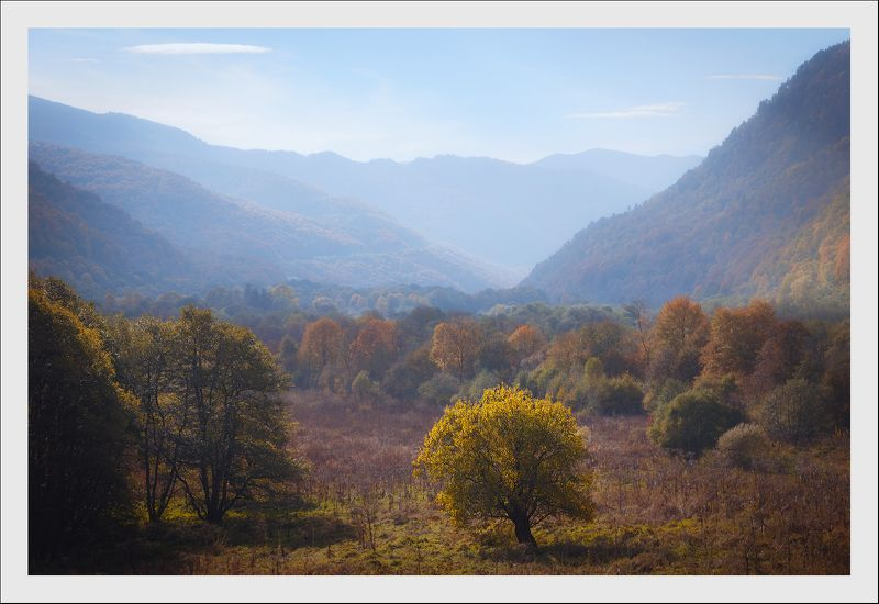 Воздушная осень Архызаphoto preview