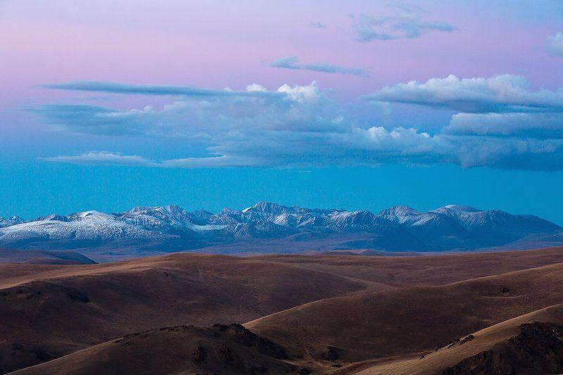 Волшебные алтайские закаты.photo preview