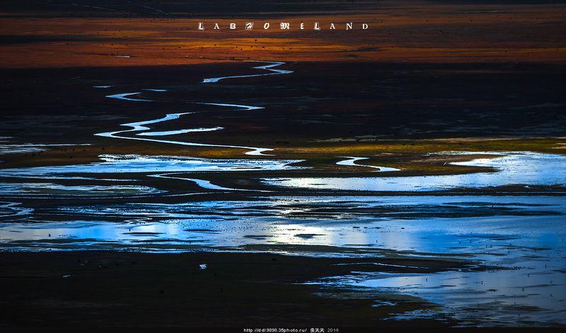 中甸纳帕海Zhongdian Napa plateau lakesphoto preview