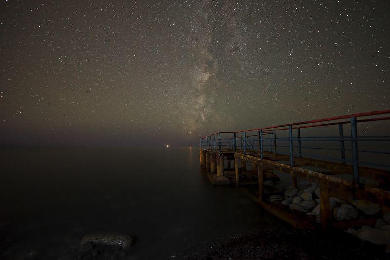 Причал для галактикиphoto preview