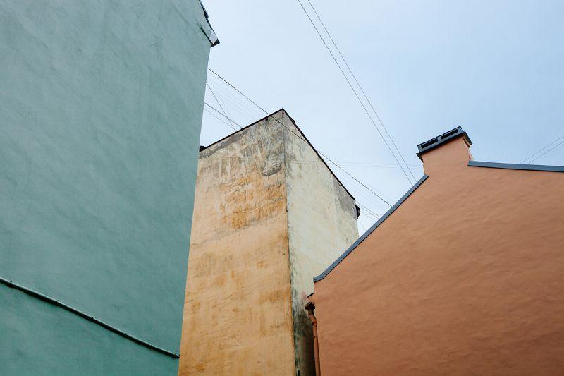 архитектура город В Петроградеphoto preview