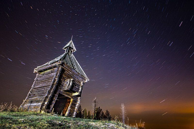 Ночь в Каменкеphoto preview