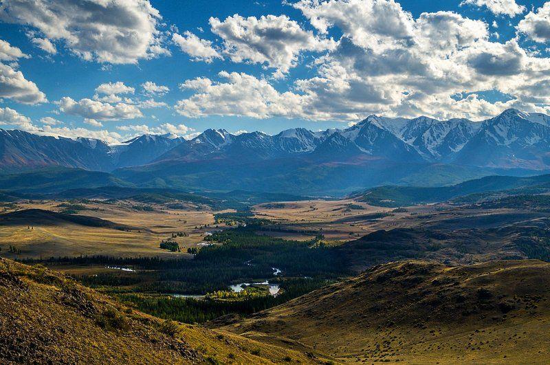 пейзаж, горы, Горный Алтай!  Про Горный Алтай! photo preview