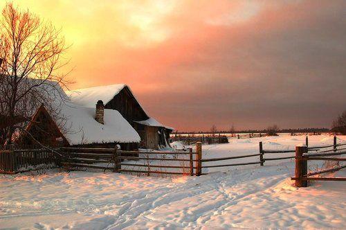 Жаркая зима