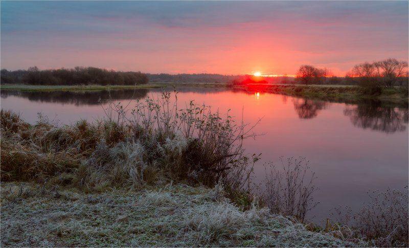 Одним прохладным осенним утромphoto preview