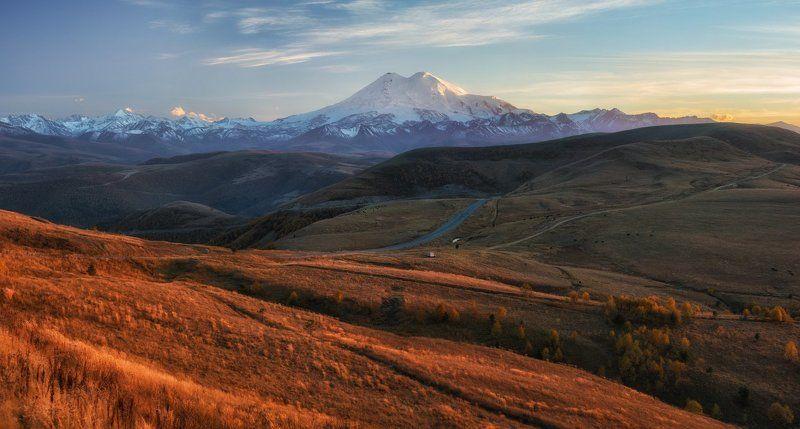 Кавказ. Осенняя пора.photo preview