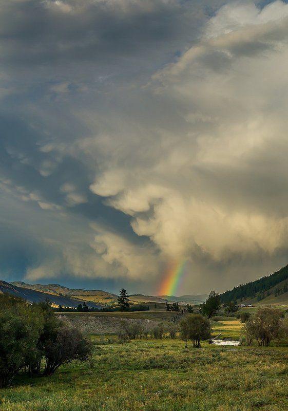 горы, облака, Горный Алтай!  Такой разный и не предсказуемый, Горный Алтай! photo preview