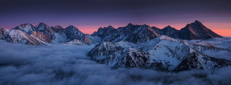 Tatra`s Peaksphoto preview