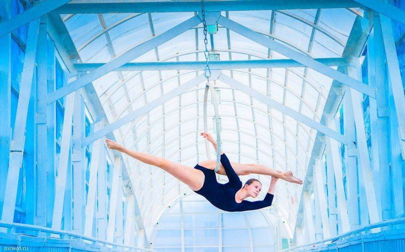 городская воздушная гимнастикаphoto preview