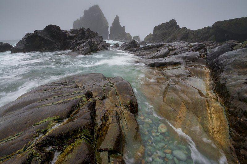 охотское, море Суровое очарование Дальнего Востокаphoto preview