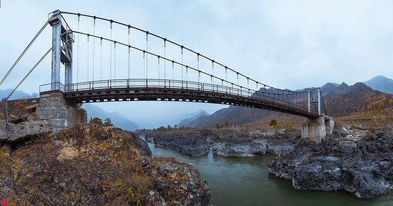 Мост через Катуньphoto preview
