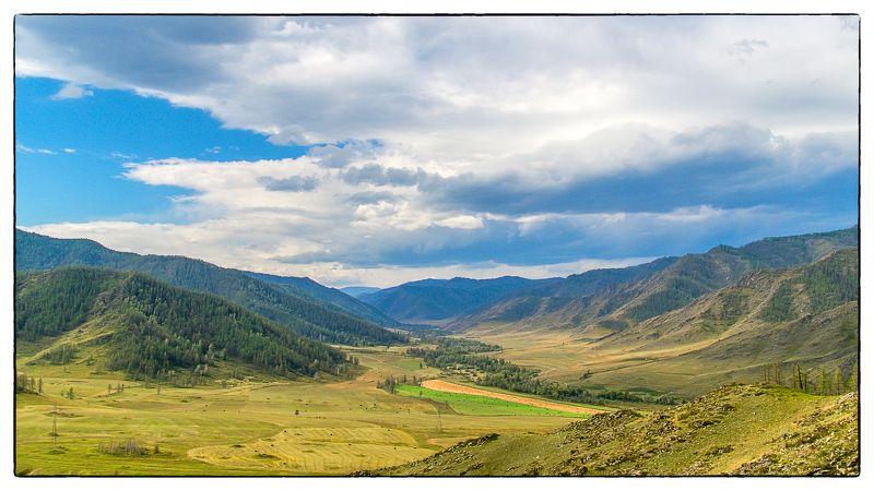 пейзаж, горы, Горный Алтай Про Горный Алтай! photo preview