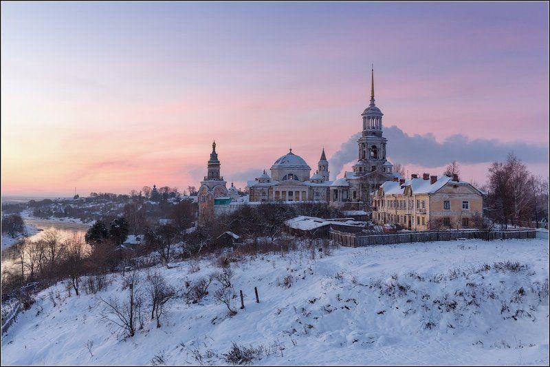Россия, Тверская обл, Торжок Борисоглебский монастырьphoto preview