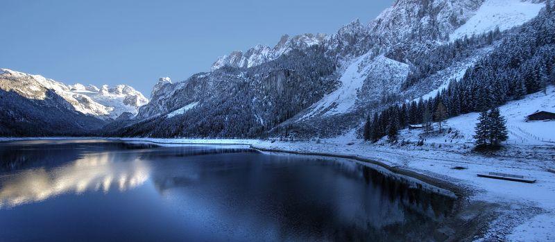 Про первый снег в Альпахphoto preview