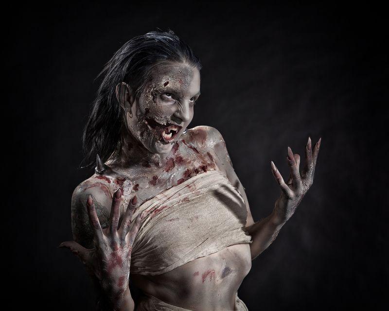 зомби Зомбиphoto preview