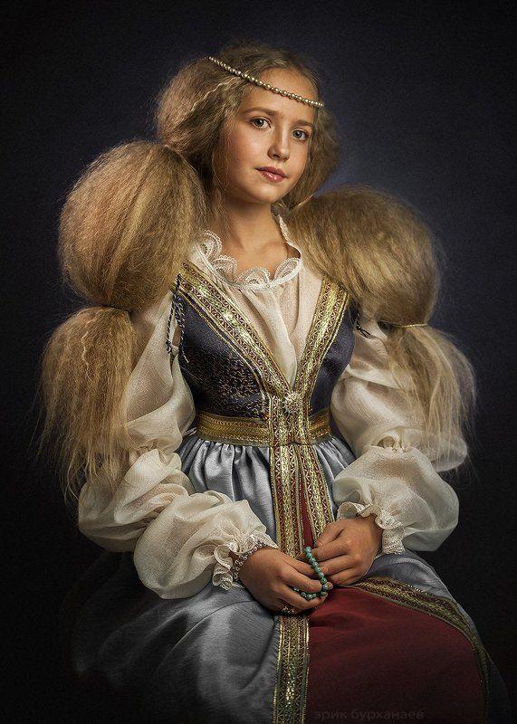 златовласка принцесса Златовласкаphoto preview