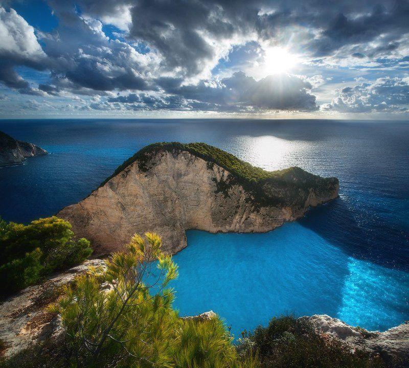 закинтос, греция, zakinthos, море, navagio, навагио, greece В лазурных снах...photo preview