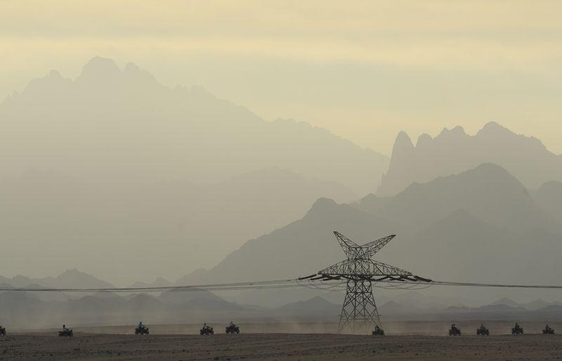 африка бедуины багги сафари лэп илифри...илифтри...иликтрификация Африкиphoto preview
