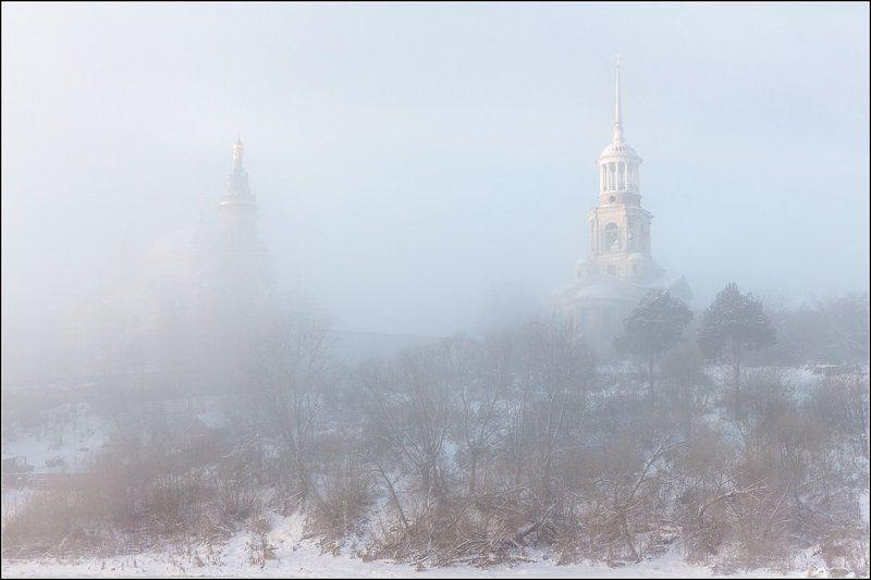 Россия, Тверская обл, Торжок Затуманилоphoto preview