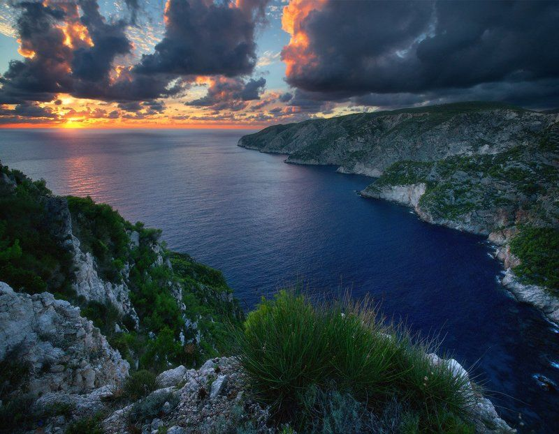 Greece, Kampi, Zakinthos, Zante, Греция, Закинтос, Закинф, Кампи Kampiphoto preview