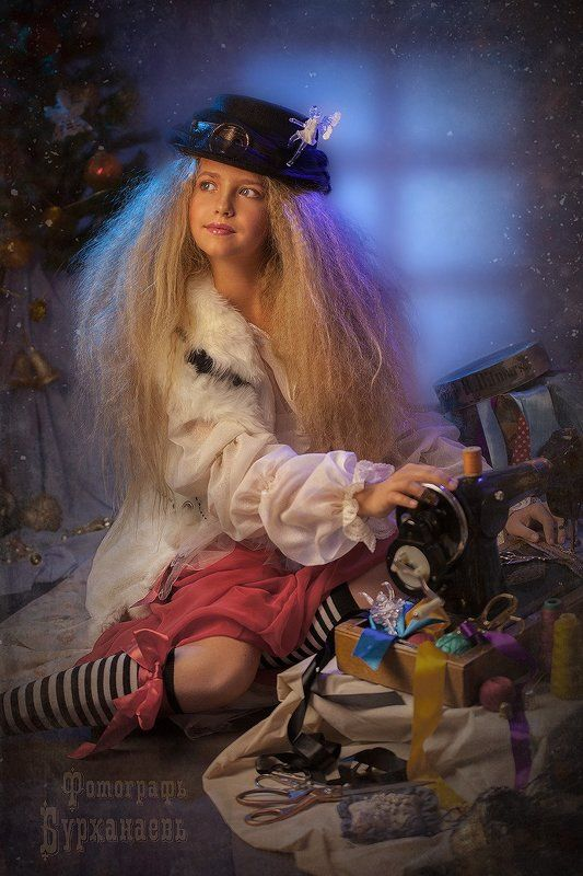 рождество сказка волшебство Рождественские сказки начинаются...photo preview