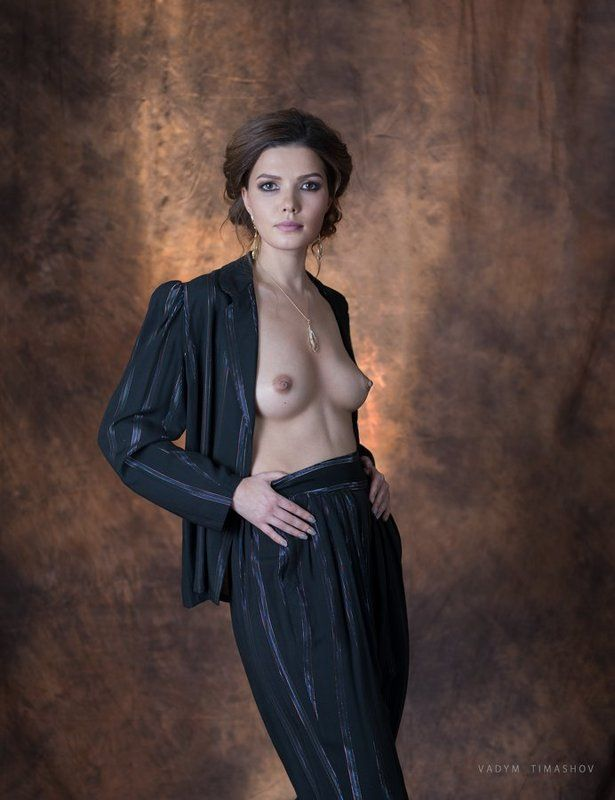 art, beauty, nude, print, portrait, vadym timashov, color *****photo preview