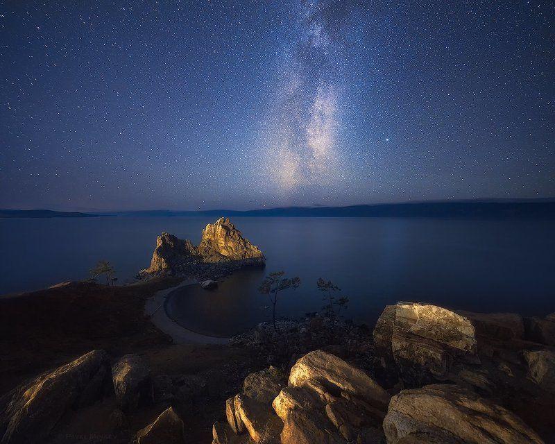 Starry nightphoto preview