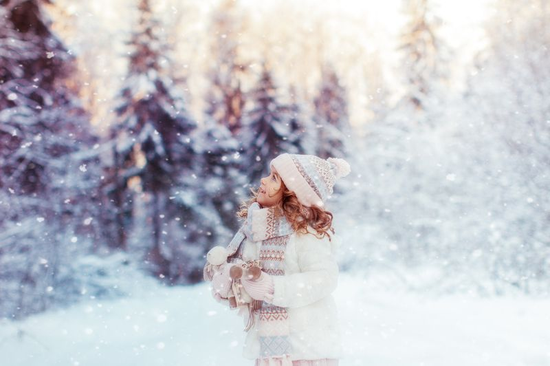 Зимняя сказка...photo preview