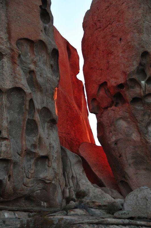 Бектау-Ата. Последний луч уходящего дня.photo preview