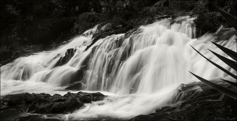 Водопад Datanlaphoto preview