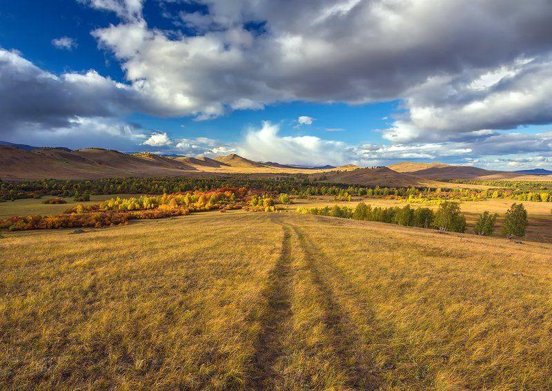 Осенняя. Южный Урал.photo preview