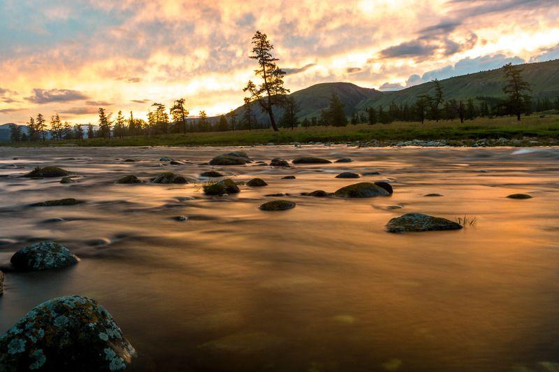 закаты  Их-Хоро-Голphoto preview