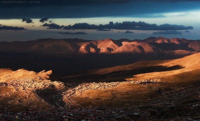 потоси, Боливия, фототур закат в Потосиphoto preview