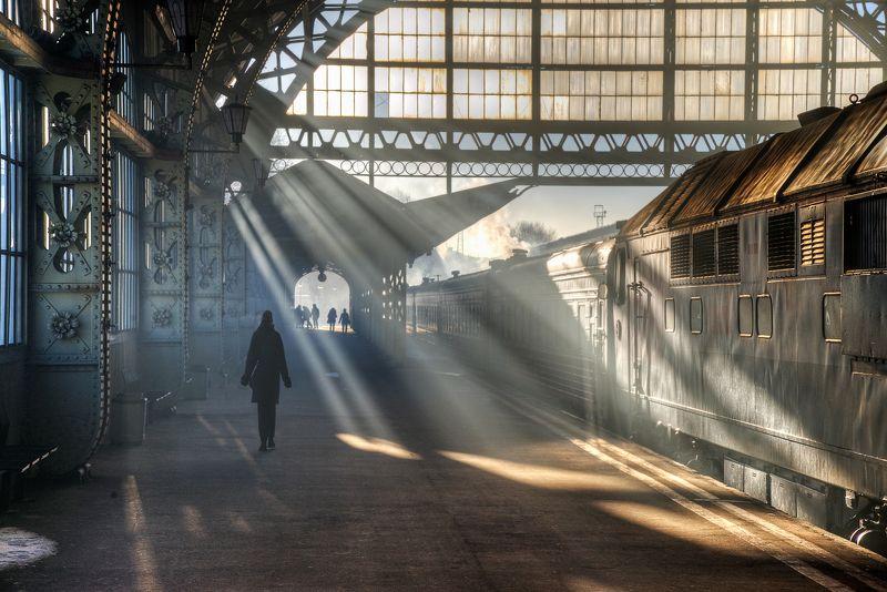 Санкт-петербург Санкт-Петербург. Витебский вокзал...photo preview