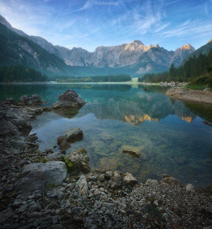 Озеро Фузинеphoto preview