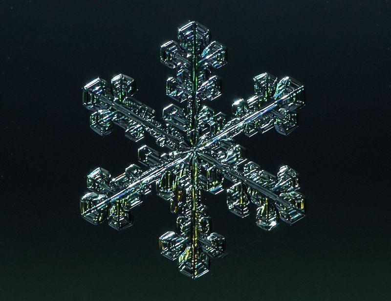 снежинки Снег идет, снег идетphoto preview