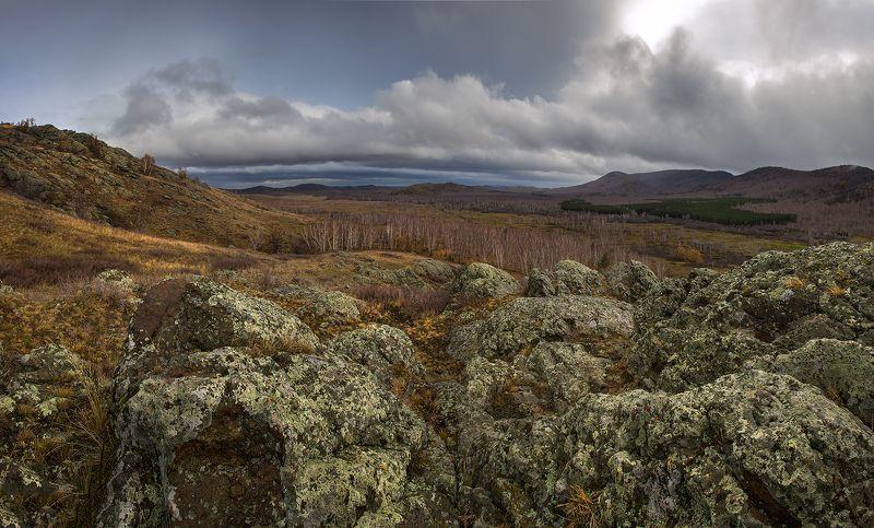 Южный Урал. Поздняя осень.photo preview